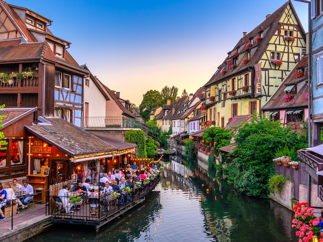 Kingsbridge Travel French Escorted Tours