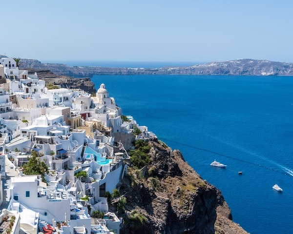 Kingsbridge Travel Greece Luxury Cruises